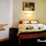 Double Room, Cinnamon Sally Backpackers Hostel, Riga, Latvia